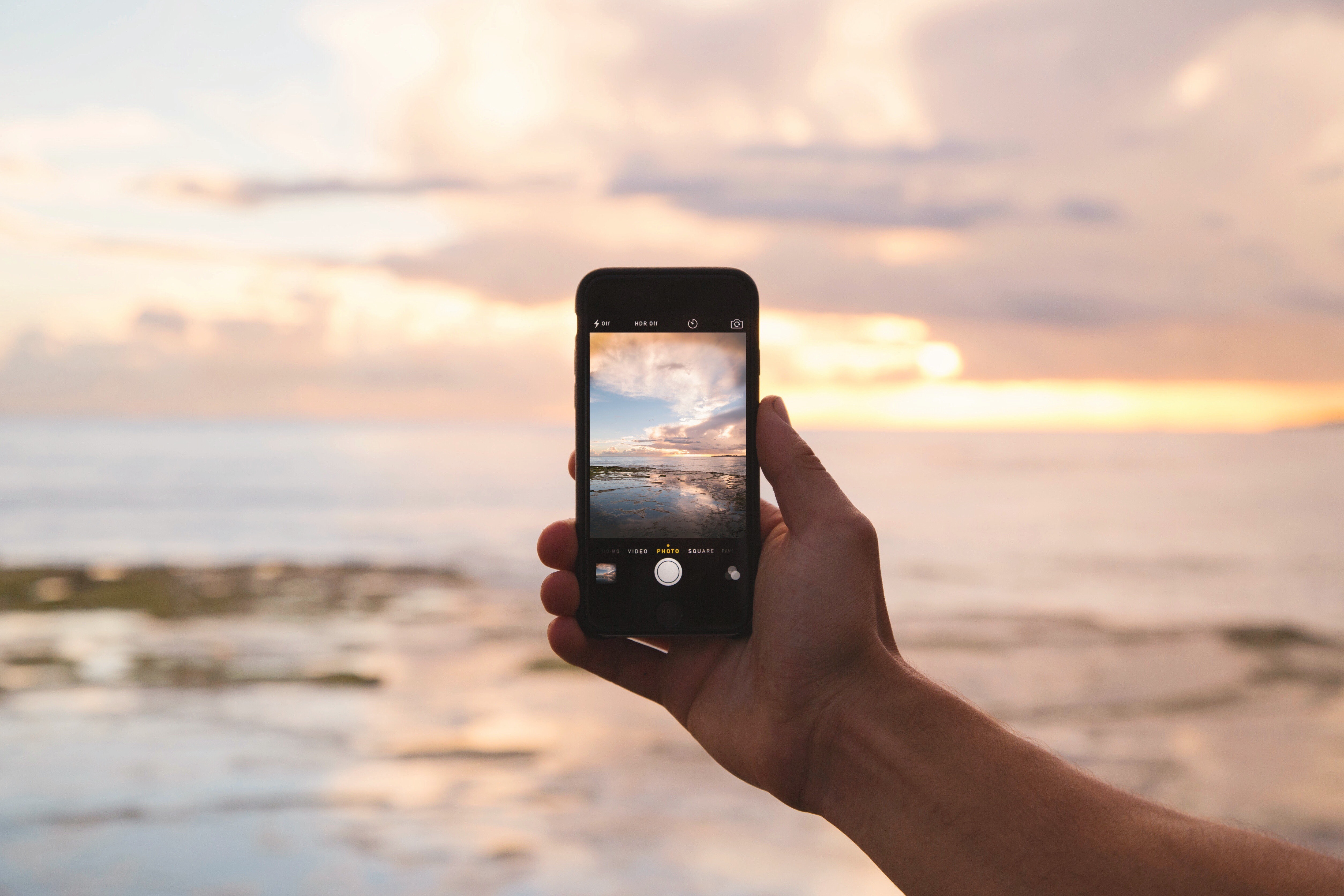 UCTech-2019-UCSB-photography-contest-beach-phone-camera